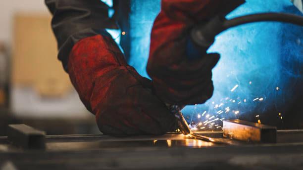 welding working
